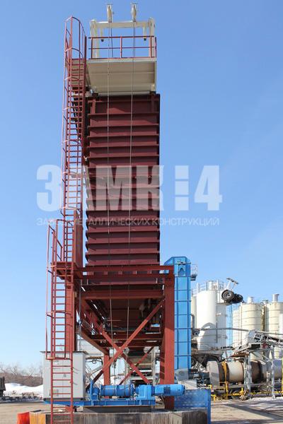 Фотографии Силосы для Асфальтных заводов и АБЗ