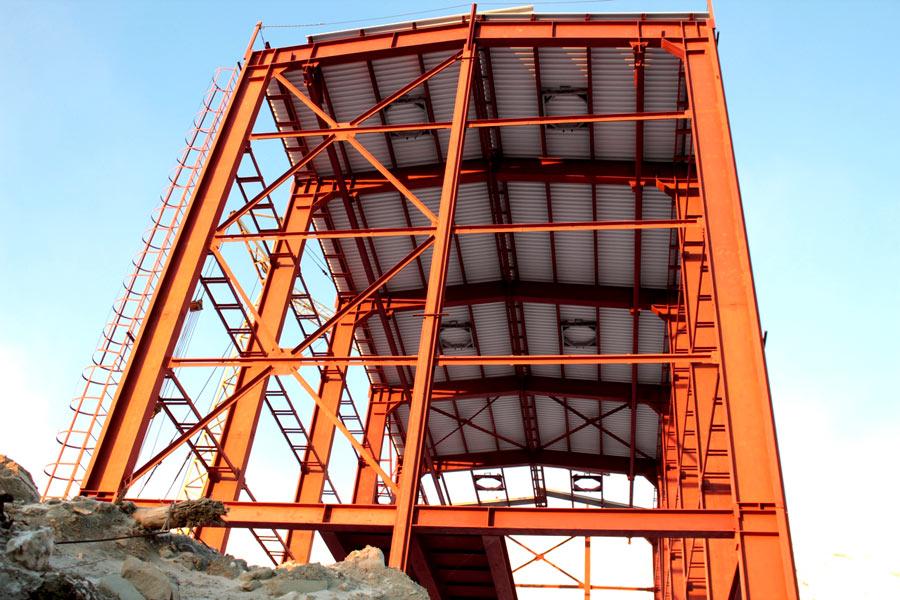 Фотографии Строительные металлоконструкции