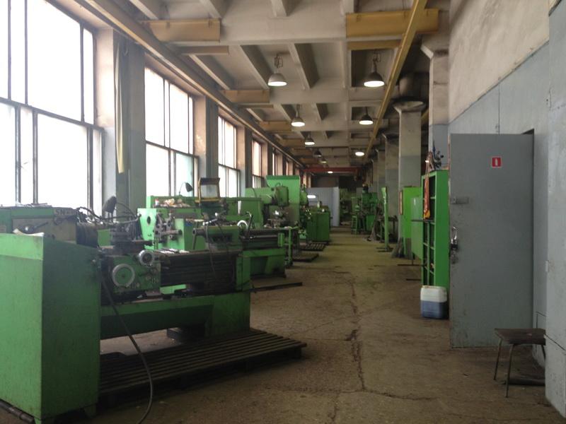 Фотографии ЗАМК4 - Завод Металлических Конструкций