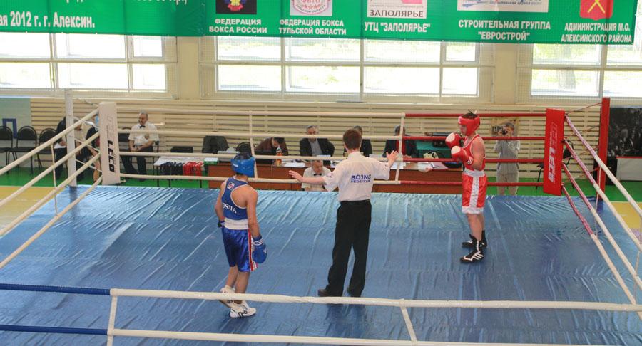 Фотографии Соревнования по боксу по центральному Федеральному округу